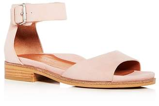 Kenneth Cole Gentle Souls Women's Gracey Suede Ankle Strap Sandals