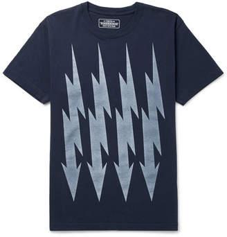 Neighborhood Printed Cotton-Jersey T-Shirt