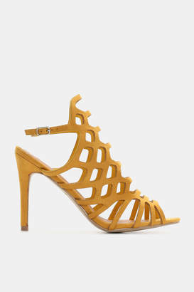 Ardene Stiletto Cutout Sandals