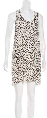Alexander Wang Sleeveless Mini Slip Dress