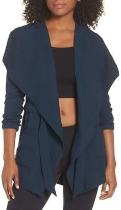 New Balance Studio Tie Waist Jacket