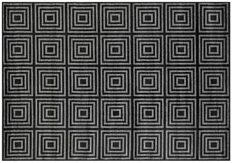 Lumina Merinos Keys Geometric Rug