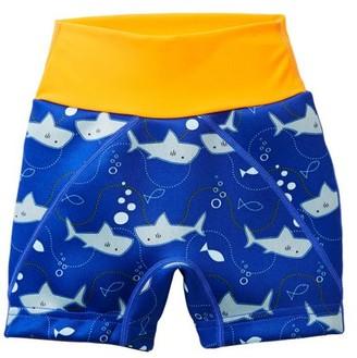 Trunks Splash About Toddler Jammer Swim Shorts Shark Orange 3-4 Years