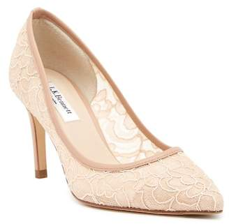 LK Bennett Floret Leather Pump