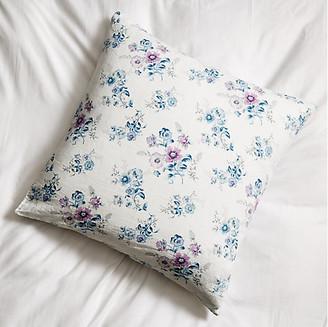 Paradise Floral Euro Sham - Lilac/Blue - Rachel Ashwell