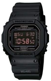 Casio G-Shock Military Black Resin Strap Watch