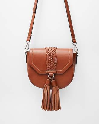 Express Moda Luxe Dhalia Crossbody Bag