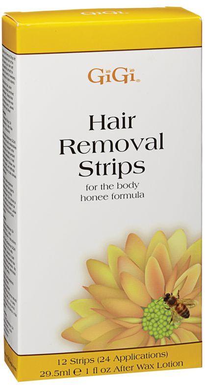 GiGi Body Hair Removal Strips