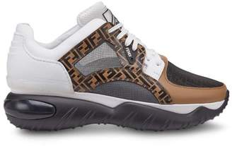 Fendi chunky monogram runner sneakers