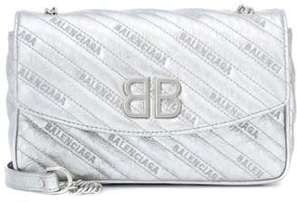 Balenciaga BB Chain leather shoulder bag
