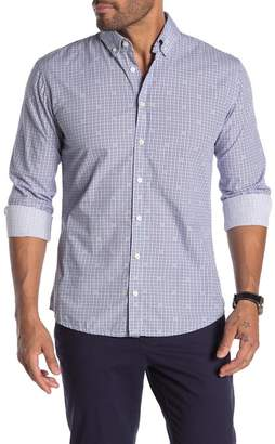 BOSS Mabsoot Front Button Slim Fit Shirt