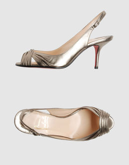 CHRISTIAN LOUBOUTIN High-heeled sandals