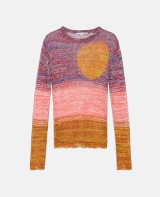 Stella McCartney sunset sweater