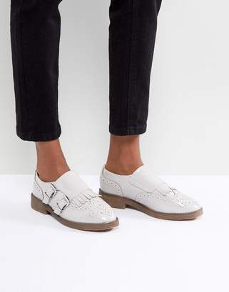 Asos Design MASTERMIND Monk Flat Shoes