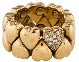Cartier Expanding Heart Ring