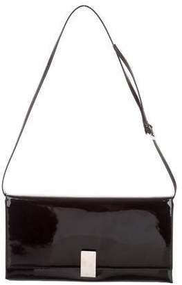 Ralph Lauren Patent Leather Shoulder Bag 236765160e8f5