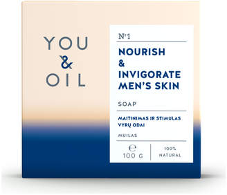 You & Oil Nourish & Invigorate Soap for Men 100g