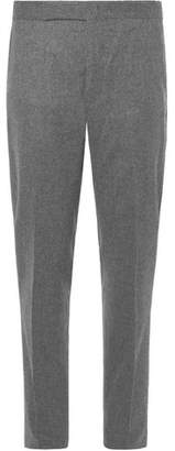 Polo Ralph Lauren Slim-Fit Tapered Wool-Flannel Trousers