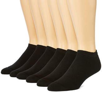Hanes Men's 6-pk ComfortBlend No Show Socks