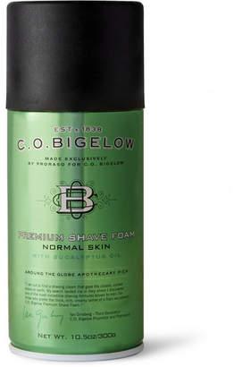 C.O. Bigelow Premium Shave Foam, 300ml