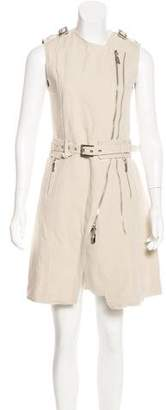 Thomas Wylde Long Belted Vest w/ Tags
