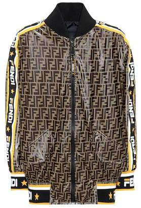 Fendi MANIA reversible jacket