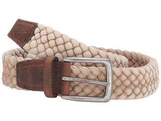 Torino Leather Co. 35 mm Italian Washed Woven Cotton