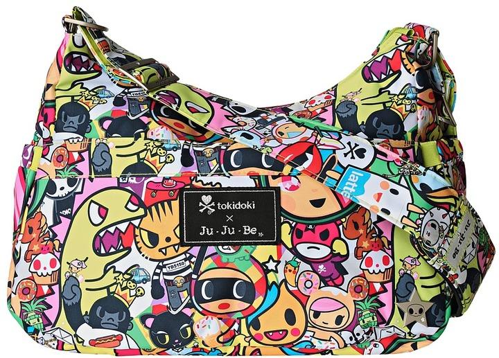 Ju-Ju-Be Hobo Be Diaper Bag (Iconic) - Bags and Luggage