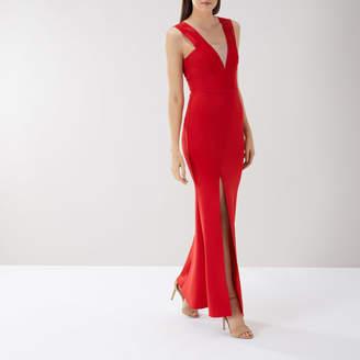 Coast Scarlett Mesh Maxi Dress