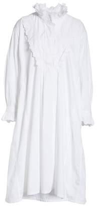 Etoile Isabel Marant Molan Poplin Shirtdress