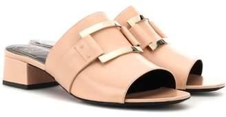 Roger Vivier Leather sandals