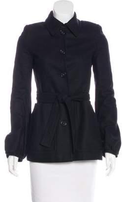 Veronique Branquinho Lightweight Wool Jacket