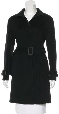 Paule KaPaule Ka Wool & Cashmere-Blend Coat