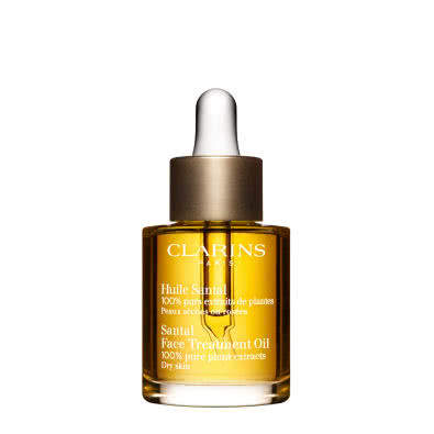 Clarins Santal Face Treatment Oil - Dry/Extra Dry Skin