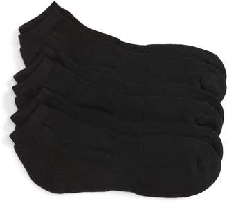 Nordstrom 3-Pack No-Show Athletic Socks