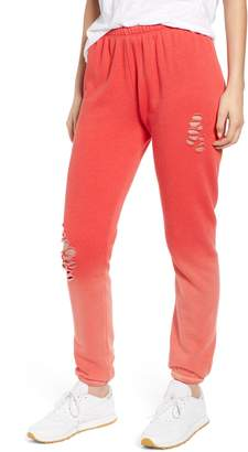 Wildfox Couture Trashed Knox Sweatpants
