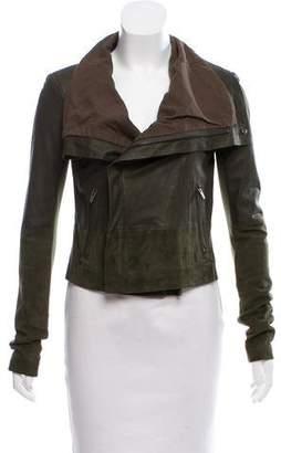 Veda Suede Lightweight Jacket