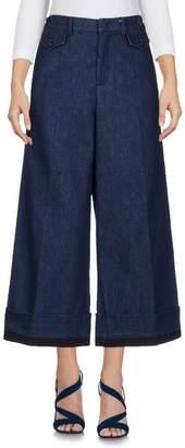 N°21 N° 21 Denim trousers