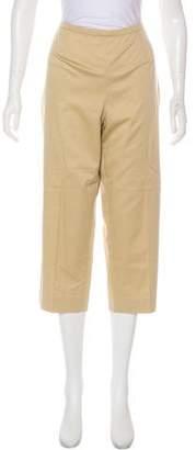 Pendleton Mid-Rise Cropped Khakis w/ Tags