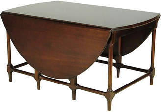 One Kings Lane Vintage Georgian-Style Coffee Table