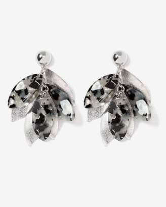 Addition Elle Sandblast Pendant Earrings