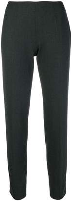 Piazza Sempione slim-fit cigarette trousers