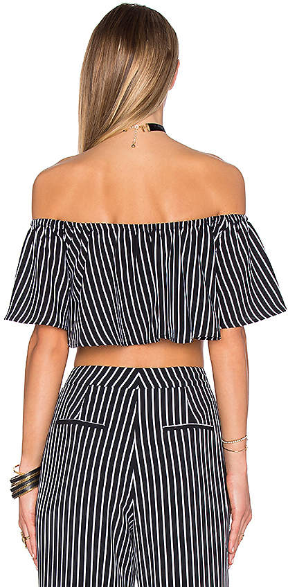 House of Harlow x REVOLVE Bree Crop 3