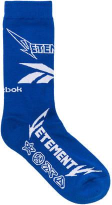 Vetements Metal Socks