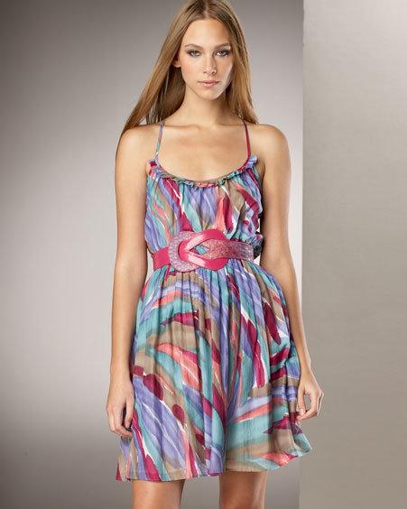 Rory Beca Watercolor Dress
