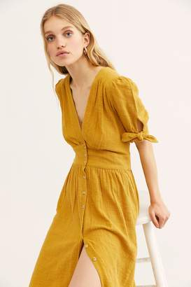 The Endless Summer Love Of My Life Midi Dress