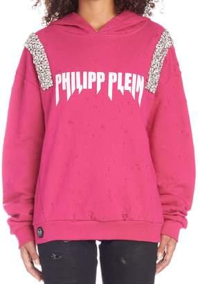 Philipp Plein 'rock Pp' Hoodie