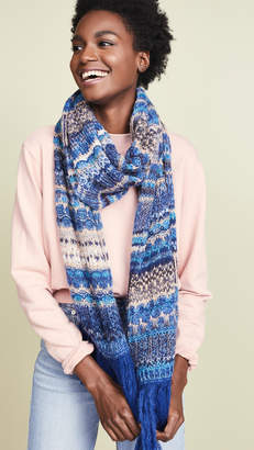Missoni Pattern Scarf