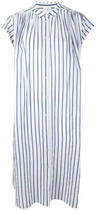 Forte Forte striped shirt dress