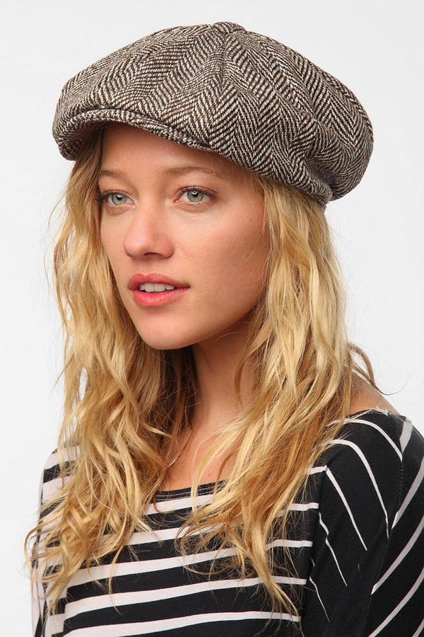 Cooperative Menswear Newsboy Hat